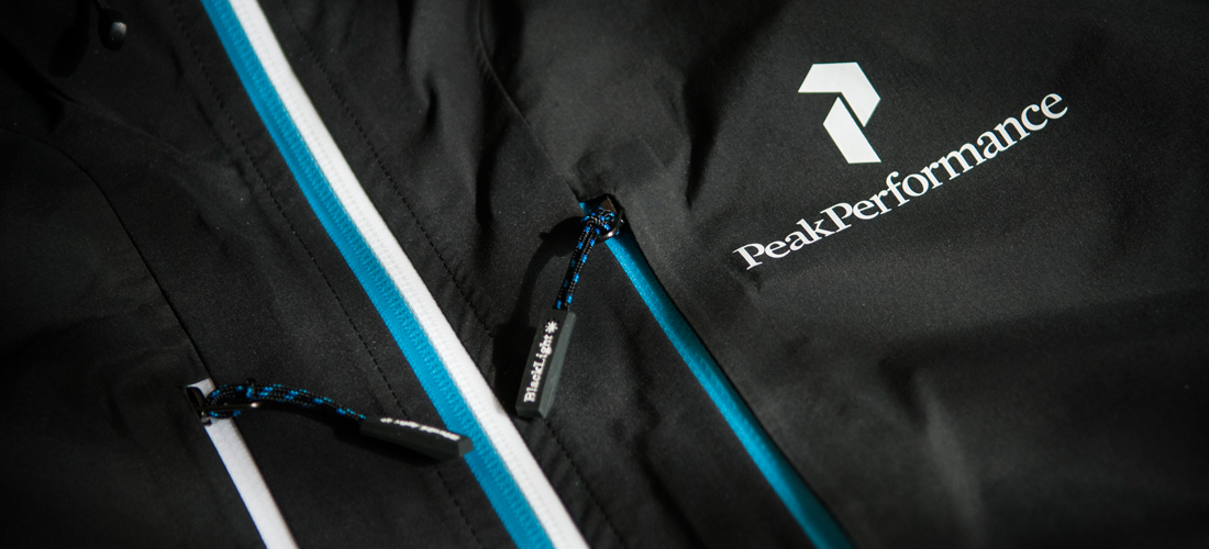 Peak Performance Black Light 4 Season Jacket