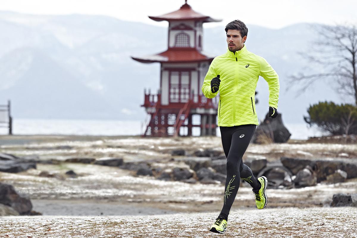 asics completo running